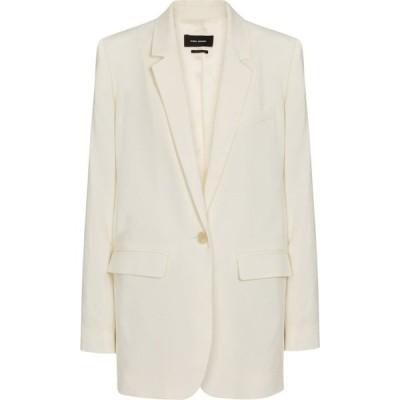 イザベル マラン Isabel Marant レディース スーツ・ジャケット アウター oratelia blazer White