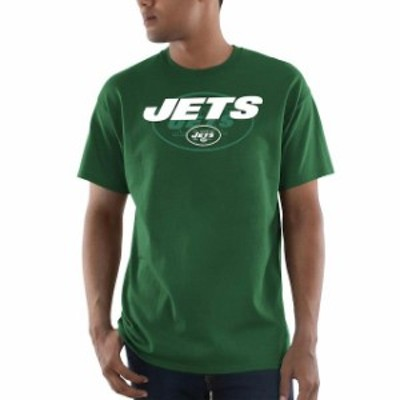 Majestic マジェスティック スポーツ用品  Majestic New York Jets Green Pick Six T-Shirt