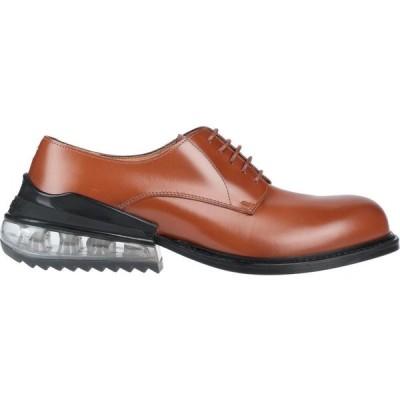 メゾン マルジェラ MAISON MARGIELA メンズ シューズ・靴 laced shoes Brown
