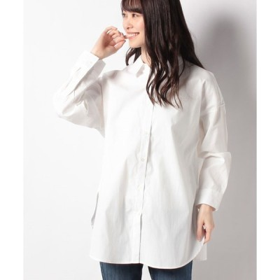 【テチチ】【Lugnoncure】TCブロードレギュラーカラーシャツ