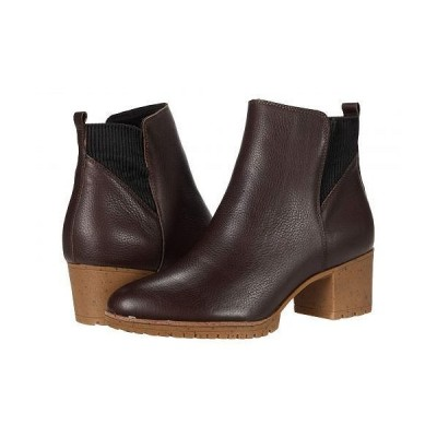 Dr. Scholl's ドクターショール レディース 女性用 シューズ 靴 ブーツ アンクル ショートブーツ Lively - Brown