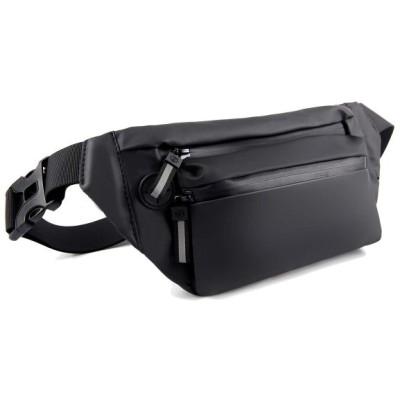 LaxKue ウエストバッグ 防水 ウエストポーチ メンズ レディース ショルダーバッグ 超軽量 ランニングポーチ 斜めがけ バッグ 多機能 大容量