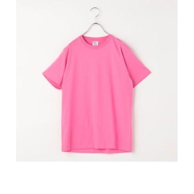 【CROSS&STITCH/クロスアンドステッチ】6.2oz オープンエンド Tシャツ