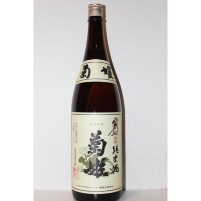 菊姫 金劔 純米酒 15度 1800ml