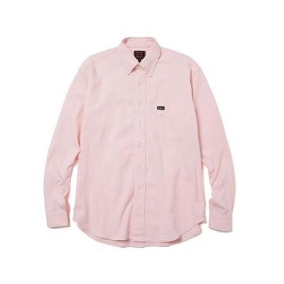 シャツ ブラウス L/S Relax B.D Shirts