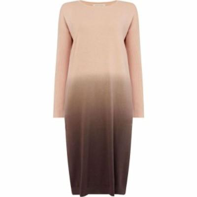 メゾン ドゥ ニーム Maison De Nimes レディース ワンピース ワンピース・ドレス Ombre Knitted Dress Blush