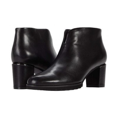 Vaneli ヴァネリ レディース 女性用 シューズ 靴 ブーツ アンクル ショートブーツ Idalia - Black Nappa