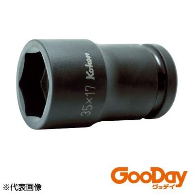 コーケン ホイールナット用コンビソケット 差込角19.0mm 対辺38×20mm 1個 PW638X20 ※配送毎送料要