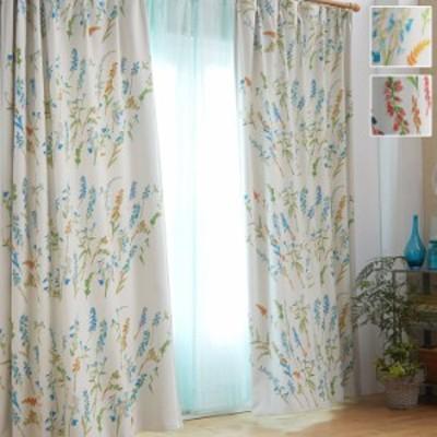日本製 カーテン COLLET コレット DESIGN LIFE デザインライフ 幅100cm 丈135cm 丈178cm 丈200cm 3級遮光(代引不可)【送料無料】