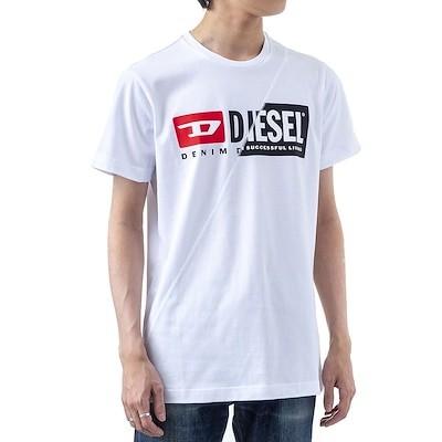 メンズ Tシャツ 00SDP1 0091A 100 ブラック/ホワイト 半袖ブラック/ホワイト