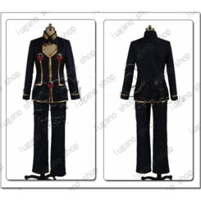 ジョジョの奇妙な冒険 ジョルノ.ジョバーナ 風  黒系 コスプレ衣装 完全オーダーメイドも対応可能