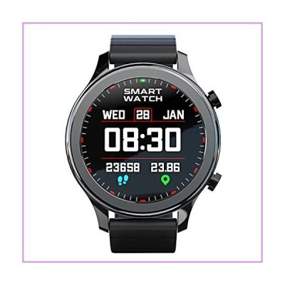 Rvlaugoaa Bluetooth Call Smart Watch Message Reminder Remote Camera Smart Watch Fitness Tracker Pedometer Calorie Counter Smart Sports Brace