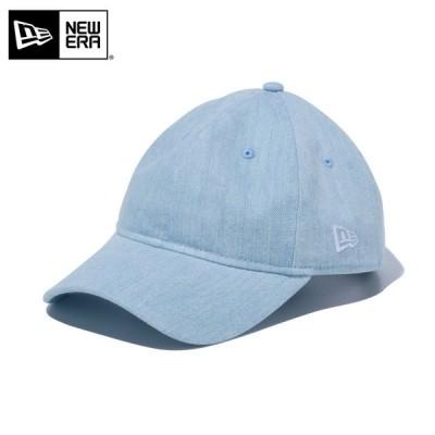 【メーカー取次】NEW ERA ニューエラ 9TWENTY Cloth Strap ベーシック ウォッシュドデニム 12019001 キャップ メンズ 帽子 ブランド【クーポン対象外】