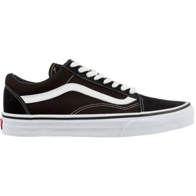 ヴァンズ Vans メンズ スニーカー シューズ・靴 Old Skool Shoes Black/White