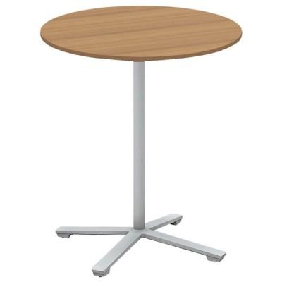コクヨ品番 MT-VE9HP81MP2-E 会議テーブル ビエナ 固定円形天板 ハイタイプ塗装脚 W900xD900xH1000 ビエナ