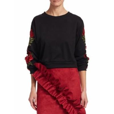 レンビー レディース スカート Knit Sweatshirt