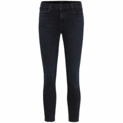 ジェイ ブランド J Brand レディース ジーンズ・デニム ボトムス・パンツ 835 cropped mid-rise skinny jeans Complex