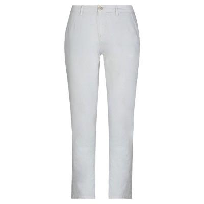YAN SIMMON パンツ ライトグレー 42 コットン 98% / ポリウレタン 2% パンツ