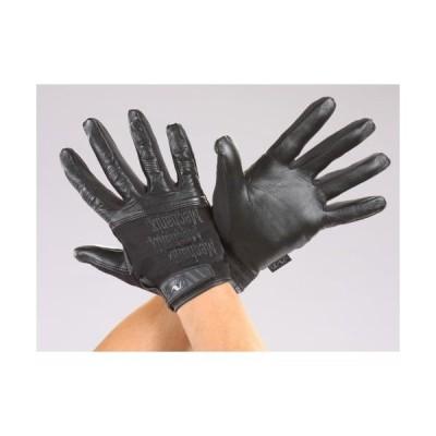 エスコ:手袋・メカニック(羊革) 型式:EA353BT-174