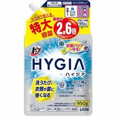 トップ ハイジア 洗濯洗剤 液体 詰替用 特大 950g