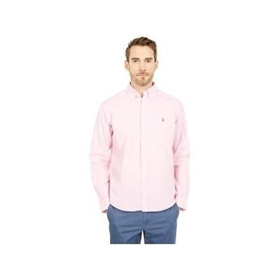 ポロ・ラルフローレン Classic Fit Chambray Shirt メンズ シャツ トップス Pink