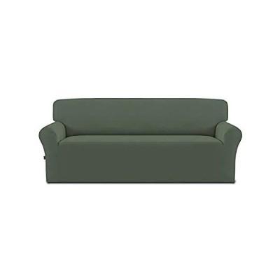 簡単に持ち運べるワンピースソファスリップカバー。 Oversized Sofa