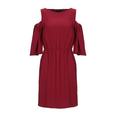 リュー ジョー LIU •JO ミニワンピース&ドレス ボルドー 38 ポリエステル 100% ミニワンピース&ドレス