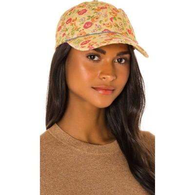 ラブシャックファンシー LoveShackFancy レディース 帽子 Therese Hat Morning Sunshine