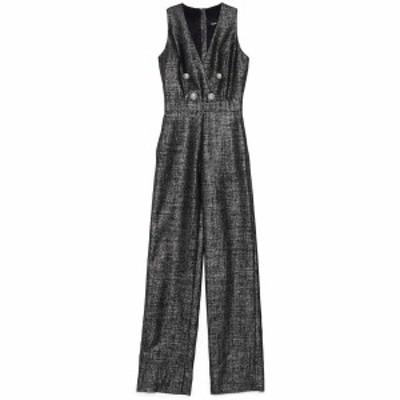 BALMAIN/バルマン Multicolor Lurex tweed jumpsuits レディース 春夏2020 TF05329W0650PA ju