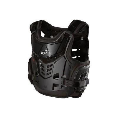カー用品オフロードグッズ フォックス レーシング Fox MX Raptor Proフレーム LC ブラック ユース Chest Protector Roost Guard Deflector ATV