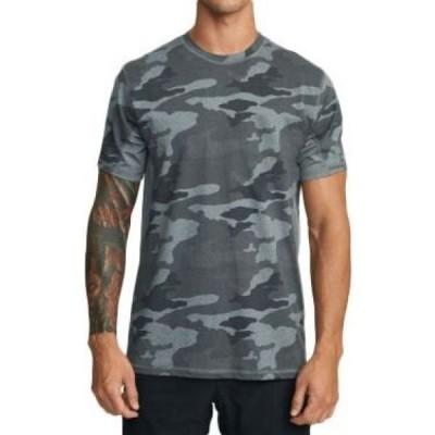 ルーカ RVCA メンズ Tシャツ トップス Sport Vent Shirt Sleeve T-Shirt Camo