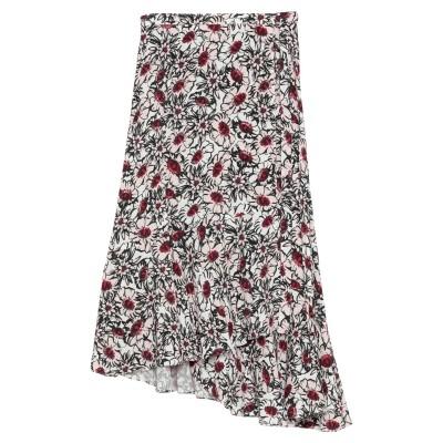 マーカス・ルプファー MARKUS LUPFER 7分丈スカート ライトピンク 6 レーヨン 100% 7分丈スカート