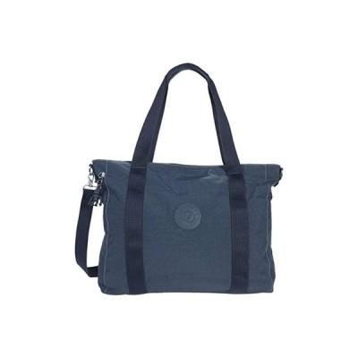 キプリング Asseni Tote Bag レディース ハンドバッグ かばん Grey Slate