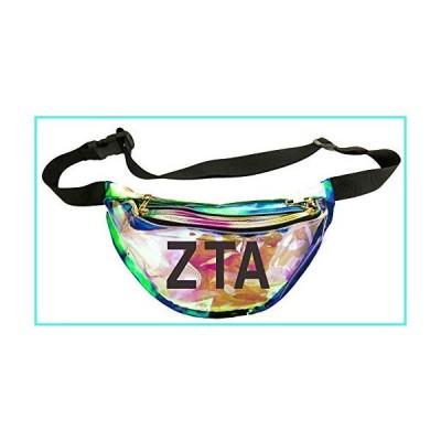 【新品】Zeta Tau Alpha - Sorority Fanny Pack - Stadium Approved Waist Pack(並行輸入品)
