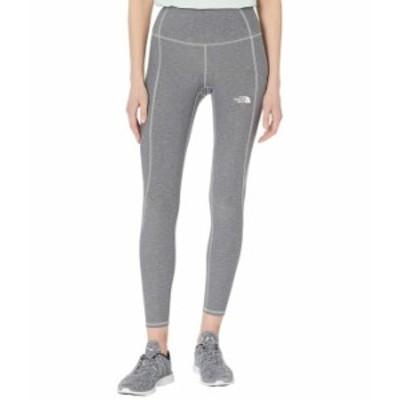 ノースフェイス レディース カジュアルパンツ ボトムス Kepplier Hike Leggings TNF Medium Grey
