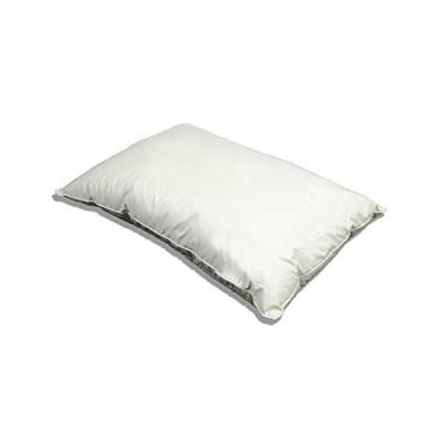 マルハチプロ Sleep Artistシリーズ パイプ羽根枕 コンビネーションピロー 標準 43×63 ホテル・旅館の枕 丸八真綿?