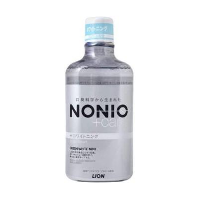 NONIOプラスホワイトニングデンタルリンス 600ML