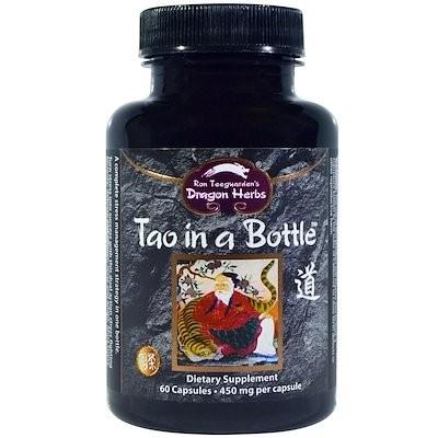 ボトルに入ったタオ(宇宙の究極原理)(Tao in a Bottle), 450 mg, 60カプセル