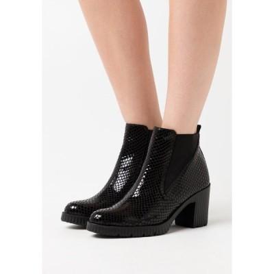 ワンダーズ ブーツ&レインブーツ レディース シューズ Ankle boots - nero