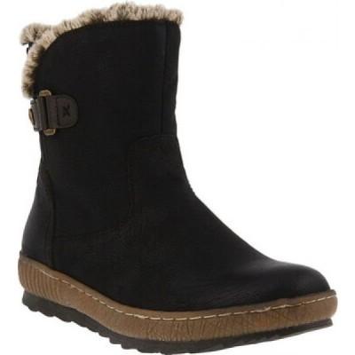 スプリングステップ Spring Step レディース ブーツ ショートブーツ シューズ・靴 Milagra Ankle Boot Black Synthetic