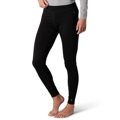 スマートウール レディース カジュアルパンツ ボトムス Merino Jersey Wool 150 Baselayer Leggings