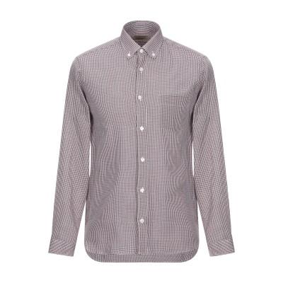 BURBERRY シャツ ピンク XL コットン 100% シャツ