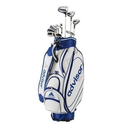アドバイザー メンズ ゴルフクラブ RX-1 11本セット《キャディバッグ付》S