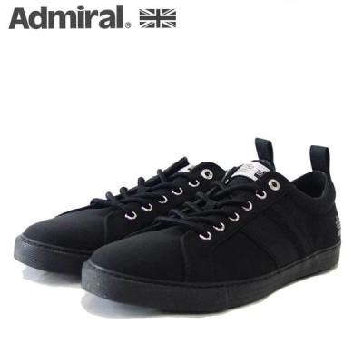 Admiral アドミラル WATFORD ZERO MIL ワトフォード ゼロ MIL  SJAD 202802 ブラック(ユニセックス) キャンバス スニーカー