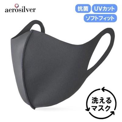 マスク メンズ UVカット 吸水速乾 消臭 抗菌 洗えるマスク UV対策 速乾 ドライ 男女兼用