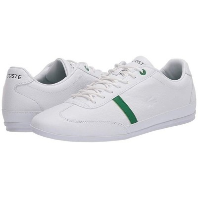 ラコステ Misano 120 1 P メンズ スニーカー 靴 シューズ White/Green