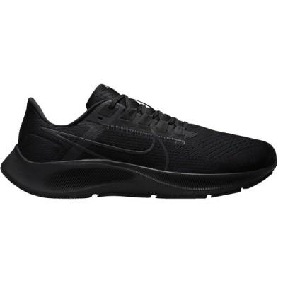 ナイキ シューズ メンズ ランニング Nike Men's Air Zoom Pegasus 38 Running Shoes Black
