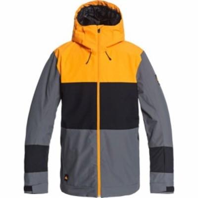 クイックシルバー Quiksilver メンズ スキー・スノーボード ジャケット アウター sycamore snowboard jacket Iron Gate