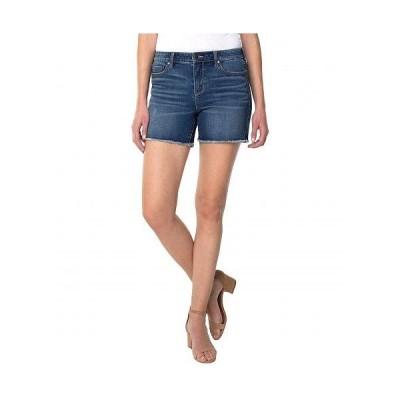 Liverpool ライブプール レディース 女性用 ファッション ショートパンツ 短パン Vickie Fray Hem Shorts in Jackson - Jackson