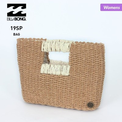 BILLABONG/ビラボン レディース ハンドバッグ かばん 鞄 ビーチ リゾート AJ013-967